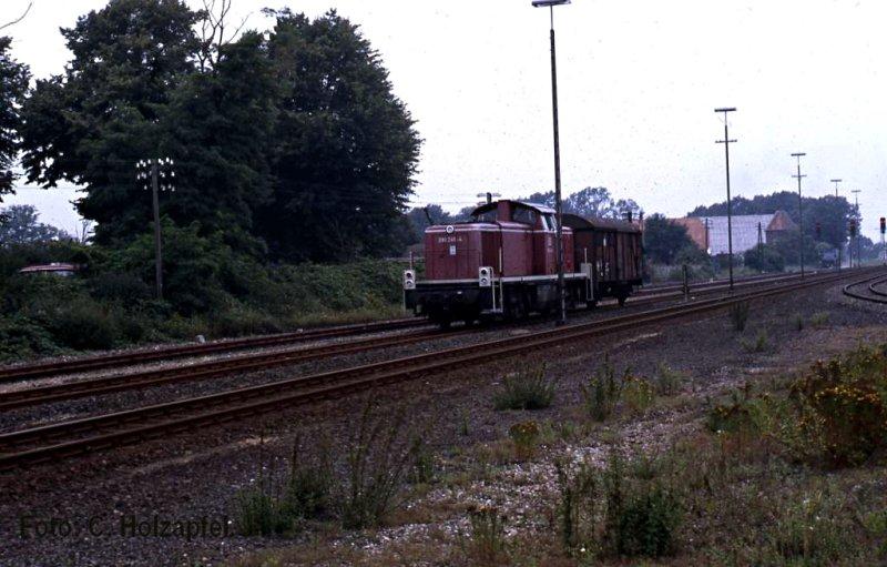 290 247 mit Übergabe in Xanten