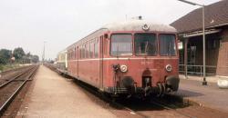 Akkutriebwagen / ETA 815 761 und 515 unbekannt in Xanten