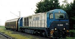 Vossloh G2000 in Millingen