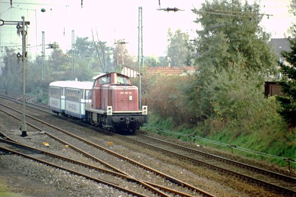 290 307 mit NiAG-VT in Rheinberg