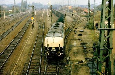 221 119 verlässt Rheinkamp