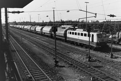 Kesselwagenzug in Millingen