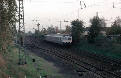 Rheinberg: Überblick über die Gleisanlage
